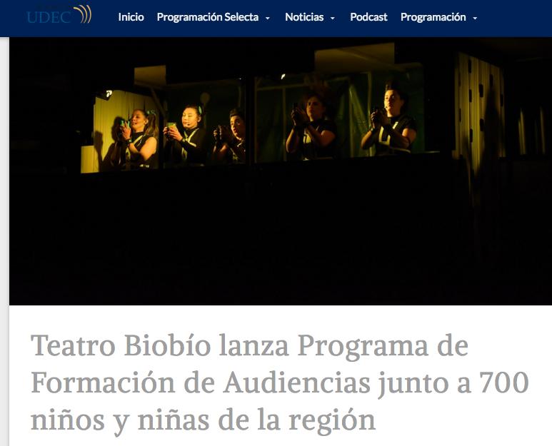 Radioudec.cl