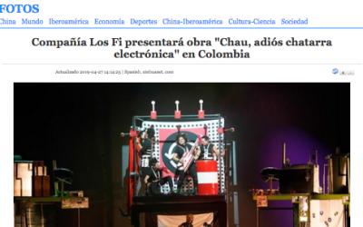 Xinhuanet Español
