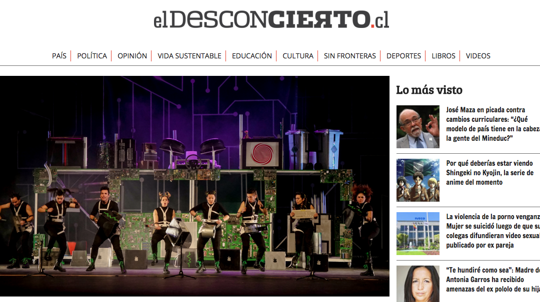 El Desconcierto