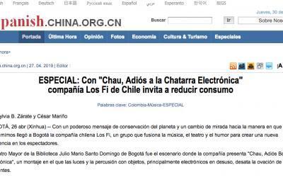 Spanish China