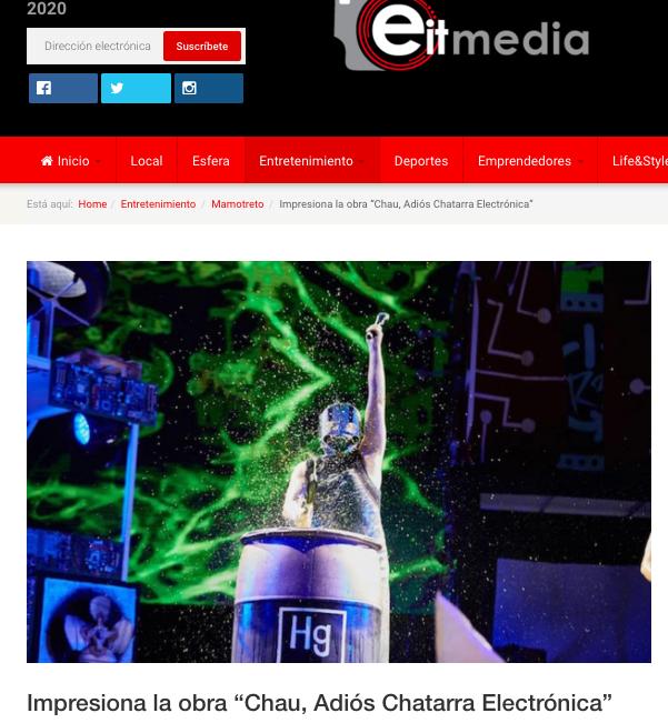 Eit Media Mexico