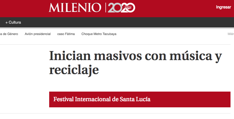 Milenio Mexico