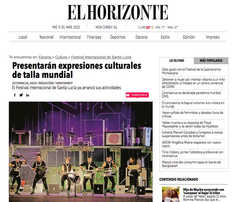El Horizonte Mexico