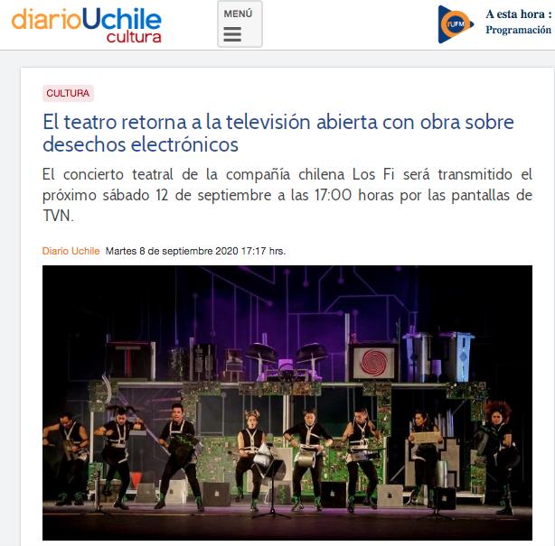 Diario U Chile