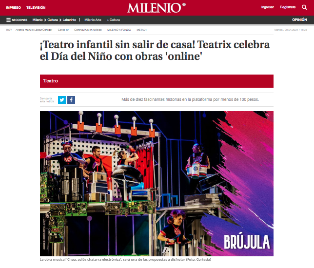 Milenio México